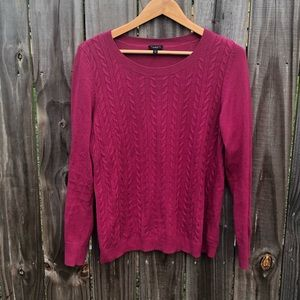 Cozy Talbots Sweater ❤️